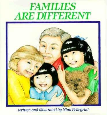 Families Are Different By Pellegrini, Nina